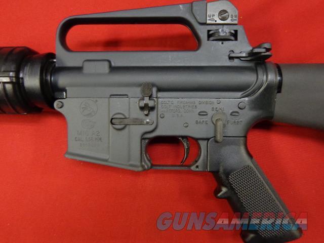 Colt M16-A2, factory transferable machinegun