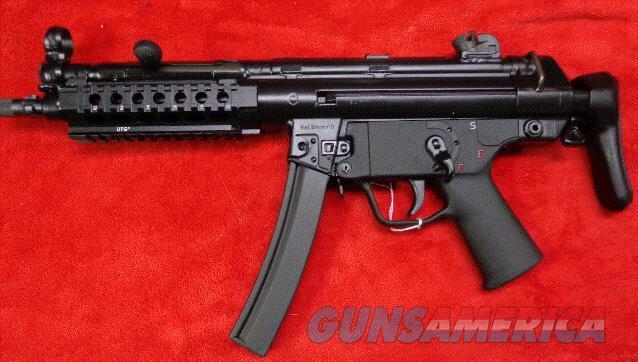 HK MP5-A3, Fully Transferable