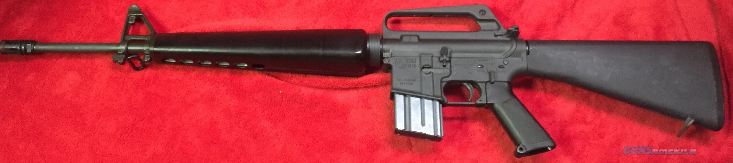 Colt M16, Fully Transferable