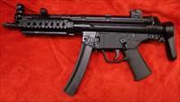 HK MP5-A3 - registered receiver