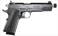 "REDUCED REM 1911 45ACP 5"" 8RD BLK ENHANCED  TB"