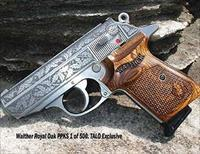 "WALTHER PPK/S ""TALO"" ROYAL OAK"