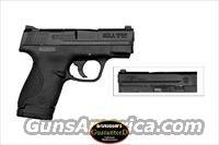 S&W M&P SHIELD 9MM 7/8RD B FS