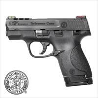 S&W PERFORMANCE CENTER M&P SHIELD 40S&W PRORTED