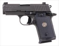 SIG SAUER P938 LEGION 9MM 'ALLOCATED FIREARM'