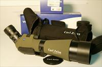 $ REDUCED - Zeiss  Victory DiaScope 85T* FL Spotting Scope w/  20-60x variable ocular & Zeiss jacket