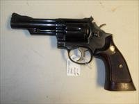 Smith & Wesson 19-3 Blue