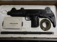 IMI  Action Arms UZI  Model A  AS NEW IN BOX MAKE OFFER