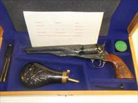 Colt Black Powder Series 1861 Navy Gen Custer Set