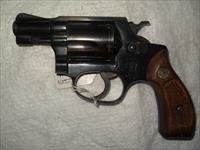 Smith & Wesson  36 No Dash