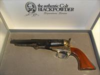Colt Black Powder Signature Series 1862 Pocket Navy