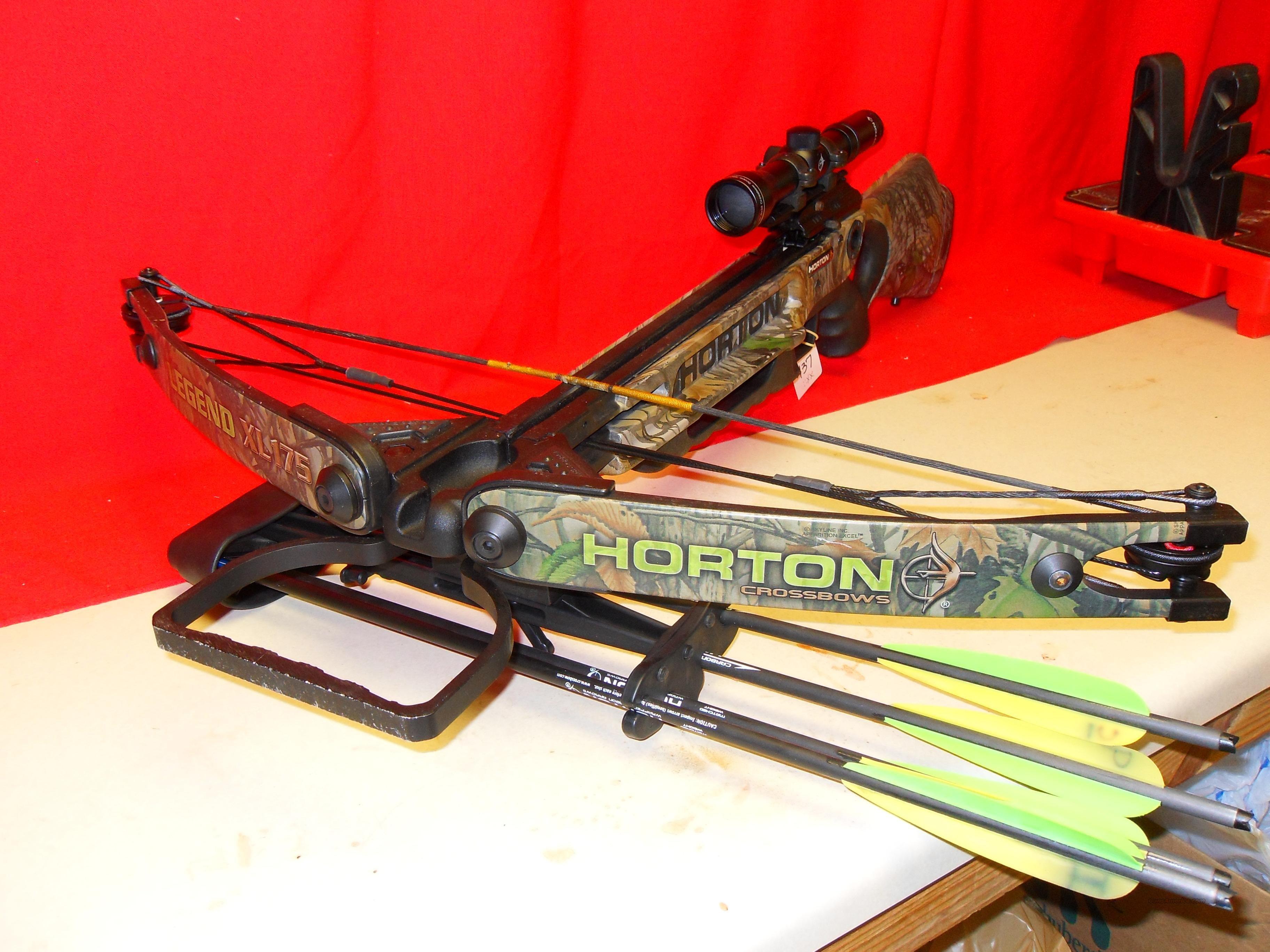 Horton Legend XL175
