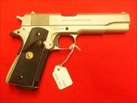 Colt MKIV Series 70 Government Model  Stainless