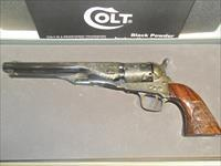 Colt Black Powder Signature Series 1861 Navy Gen Custer