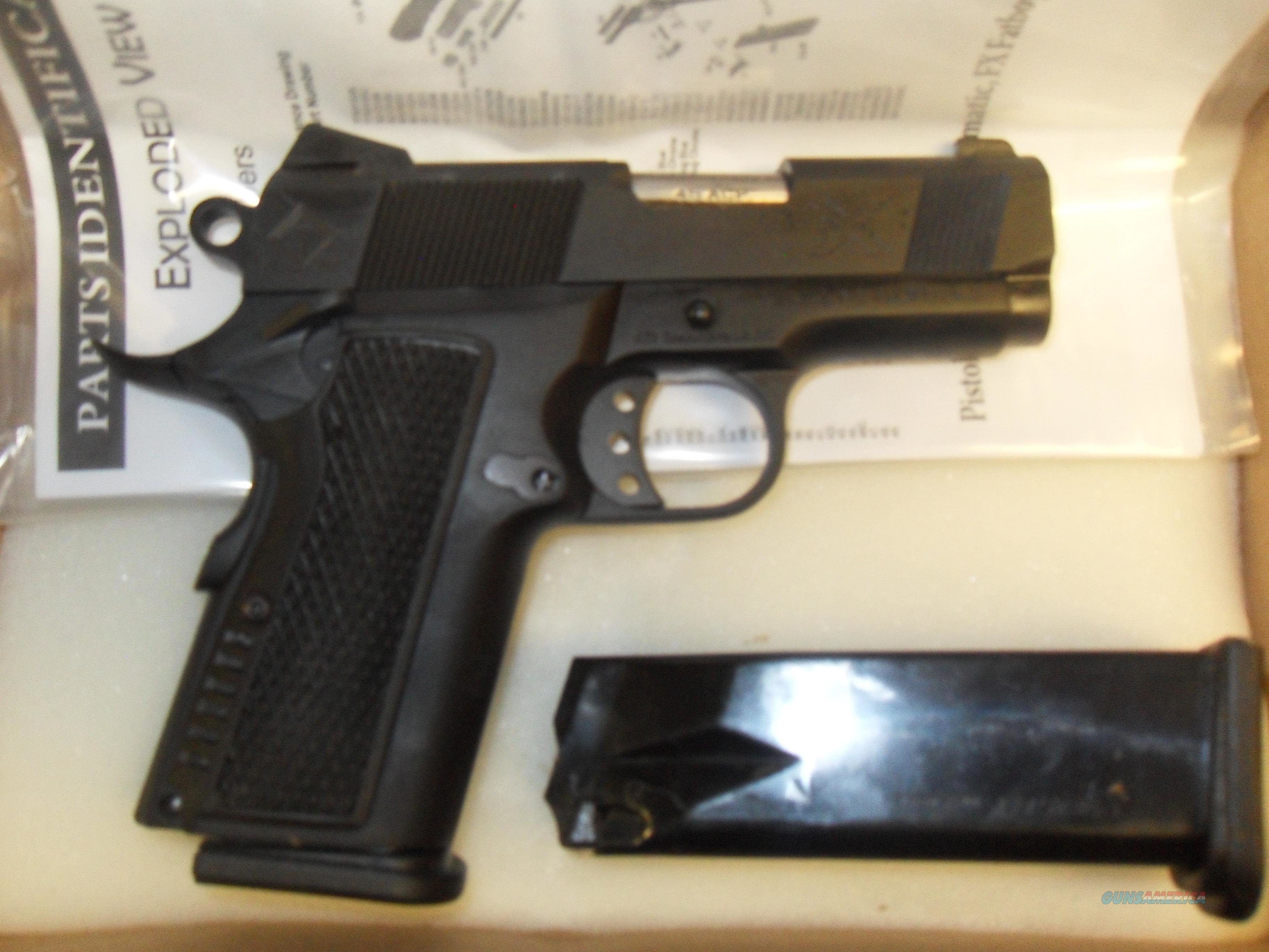 Ati 1911 Fx Fatboy Compact 45 Acp For Sale Mossberg 702 Exploded Diagram Guns Pistols American Tactical Imports