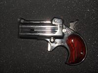 Cobra Derringer 22LR  Chrome / Rosewood FREE SHIPPING