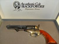Colt Black Powder Signature Series 1849 Pocket 31 Cal
