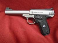 Smith & Wesson SW22 Victory .22LR, STainless, 2-10rd Mags