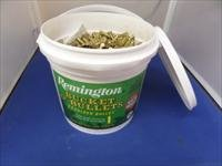 Remington .22LR 1400rds, Bucket O' Bullets