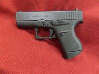 GLOCK 43, 9mm, 6+1, 2-mags.