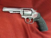 smith & wesson MODEL 65 .357 mag Stainless Steel 4 Brl Combat gr