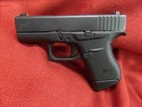 GLOCK 43, TALO Edition 9mm, Ameriglo Front sight 6+1, 2-mags, NIB