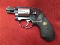 Smith & Wesson Model 38 Bodyguard Airweight, .38sp