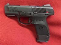 "Ruger SR9c 9mm Compact 3.5"" 17rd & 10rd Mags"