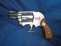 SMITH & WESSON Model 649 Stainless Steel 5 shot Revolver