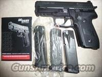 NEW Sig P229R, 229 .40 Legacy Pistol, 3 Hi-Cap Mags, Night Sights
