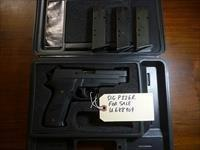 Used Sig P226R 226 .40 Pistol with 3 x Hi-Cap Mags & Night Sights