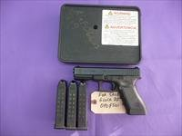 Police Trade In:  Glock 22 .40 Caliber Pistol, 3 Hi-Cap Mags, Night Sights, Glock Box
