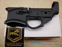 Spike's Tactical AR-15 Stripped Lower Receiver, Meanstreak, Multi-Caliber