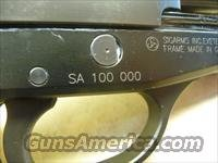 1 in 100,000 Used Sig P239, 239 with Serial #SA1000000, 9mm Pistol, 3 Mags