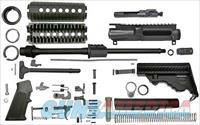 "DPMS AR-15 Oracle 16"" Unassembled Carbine Rifle Kit Less Stripped Lower (Fun to Build Yourself)"