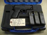 Used Sig P229R, 229 .40 Caliber Pistol, 3 x Hi-Cap Mags, Police Trade-In