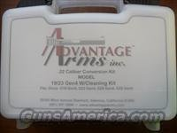.22 Conversion Kit for the Gen-4 Glock 19, 23 made by Advantage Arms