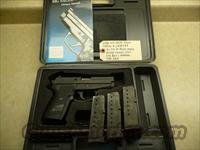 Used Sig P239, 239 9mm Pistol, 3 Mags, Night Sights, Sig Box & Manual / Police Trade-In / California Legal