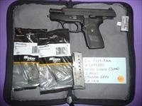 Used Sig P239 239 9mm Pistol, 3 Mags, Night Sights, Zipper Bag