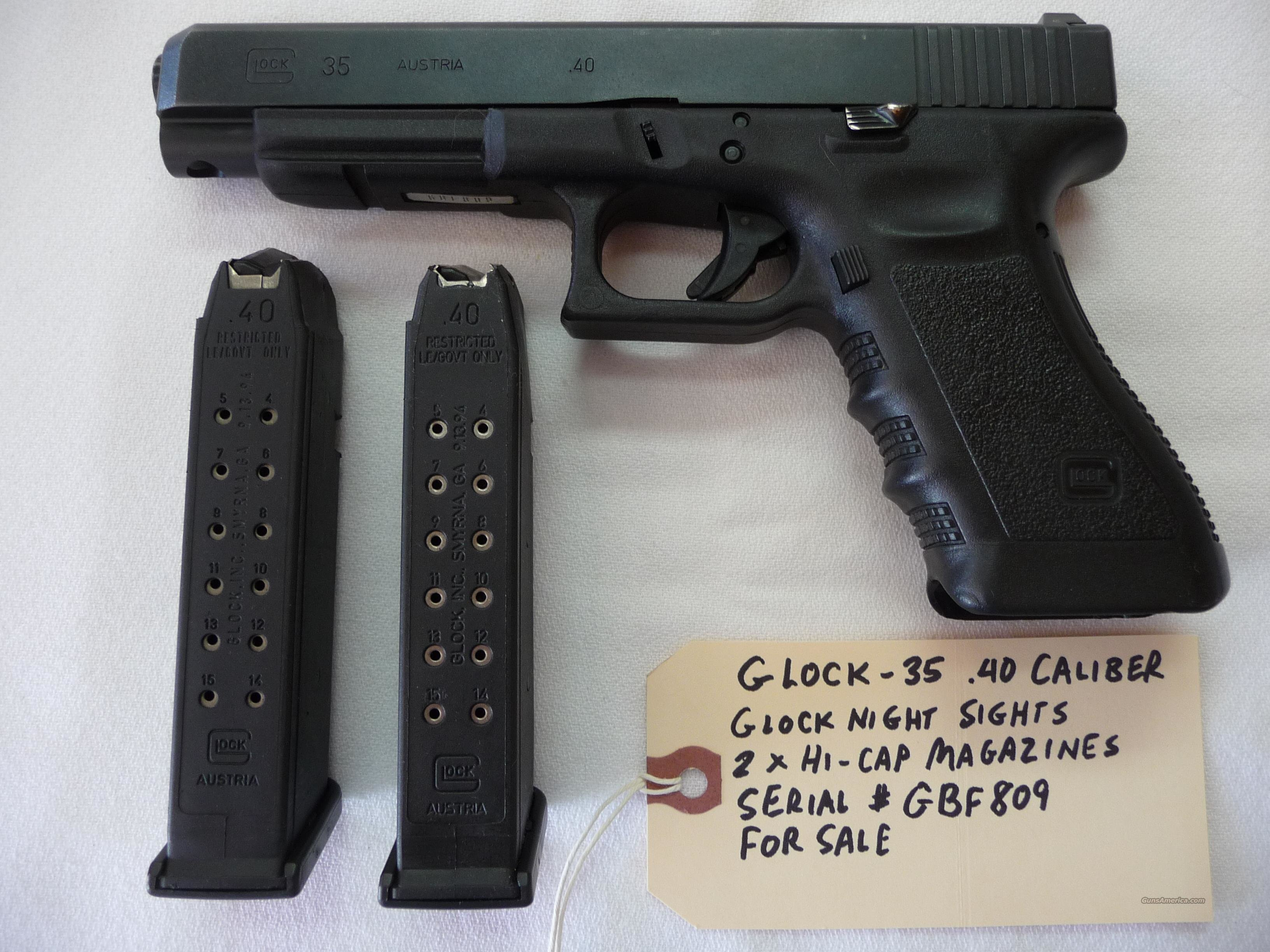 Uncovered: gen5 glock 22 with manual safety in são paulo brazil.