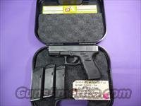 Used Glock 23 .40 Caliber Pistol, 3 x Hi-Cap Mags, Night Sights, Police Trade-In