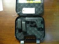 Used Glock 27 .40 Caliber Sub-Compact Pistol, 2 x 9-Round Mags, Night Sights, Gen-3