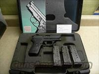 Sig P239, 239 9mm Pistol - CALIFORNIA LEGAL - 3 magazines, night sights
