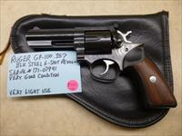 Used Ruger GP-100 .357 Mag Revolver