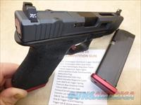 Fully Custom Gen-3 Glock 23, Stippled Grip, RMR Cut Slide, Hyve Tech Trigger, PRICE REDUCED