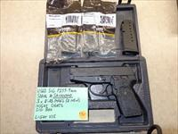 This is a 1 in 100,000 pistol!!! This is a used Sig Sauer P239 9mm Pistol with 3 Magazines and Serial #SA1000000.