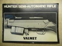 Valmet Hunter Semi-Automatic Rifle Manual