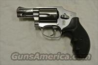 Smith & Wesson 640-3 357 Magnum Revolver