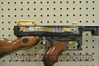 "Auto Ordnance 1927A1 ""Tribute to G-Men"" Tommy gun"