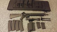 Del-Ton Dissipator with DPMS A2 Lower and extras